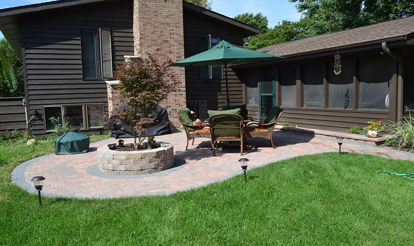 Custom Patio Installation Services By Bu0026C Pavers And Landscaping In  Chicago, Illinois